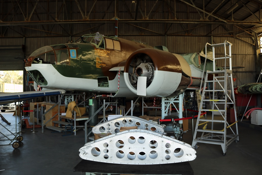 The Survivors: Restoring a RAAF DAP (Bristol) Beaufort Torpedo Bomber