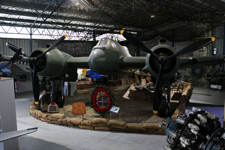 "The Survivors: Bristol Beaufighter – The ""Whispering Death"" of the Pacific and Beyond!"
