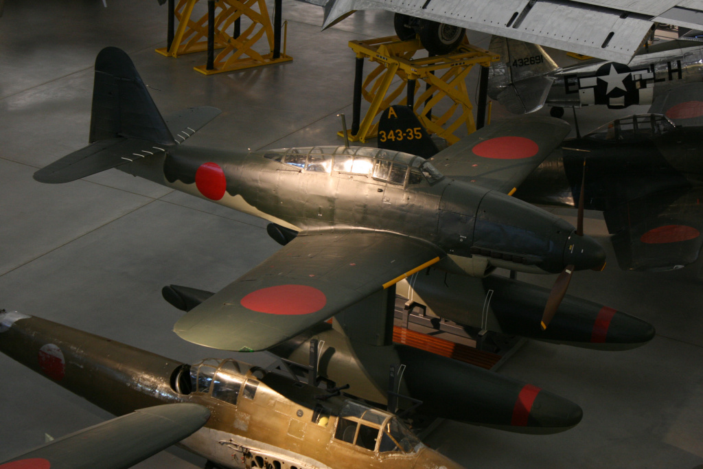 The Survivors: The Last Imperial Japanese Navy Aichi M6A1 Seiran Floatplane Bomber
