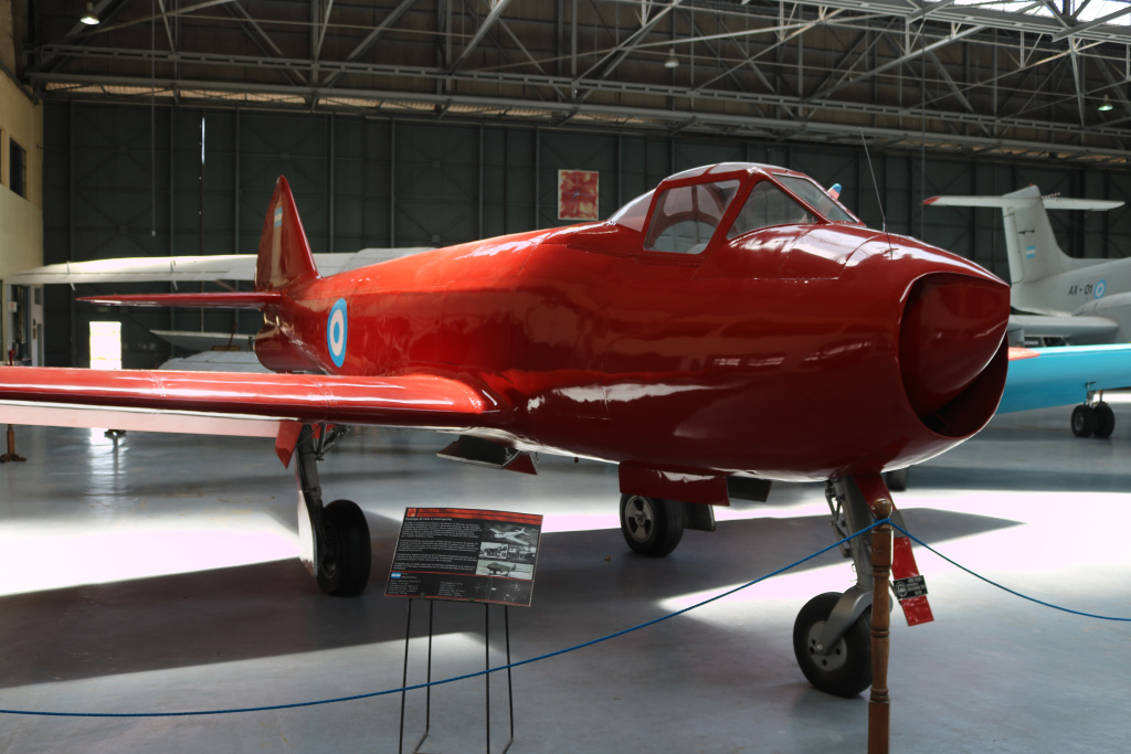 Argentina's Pulqui I – South America's First Jet Design