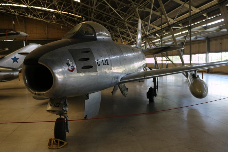FAA North American F-86F Sabre