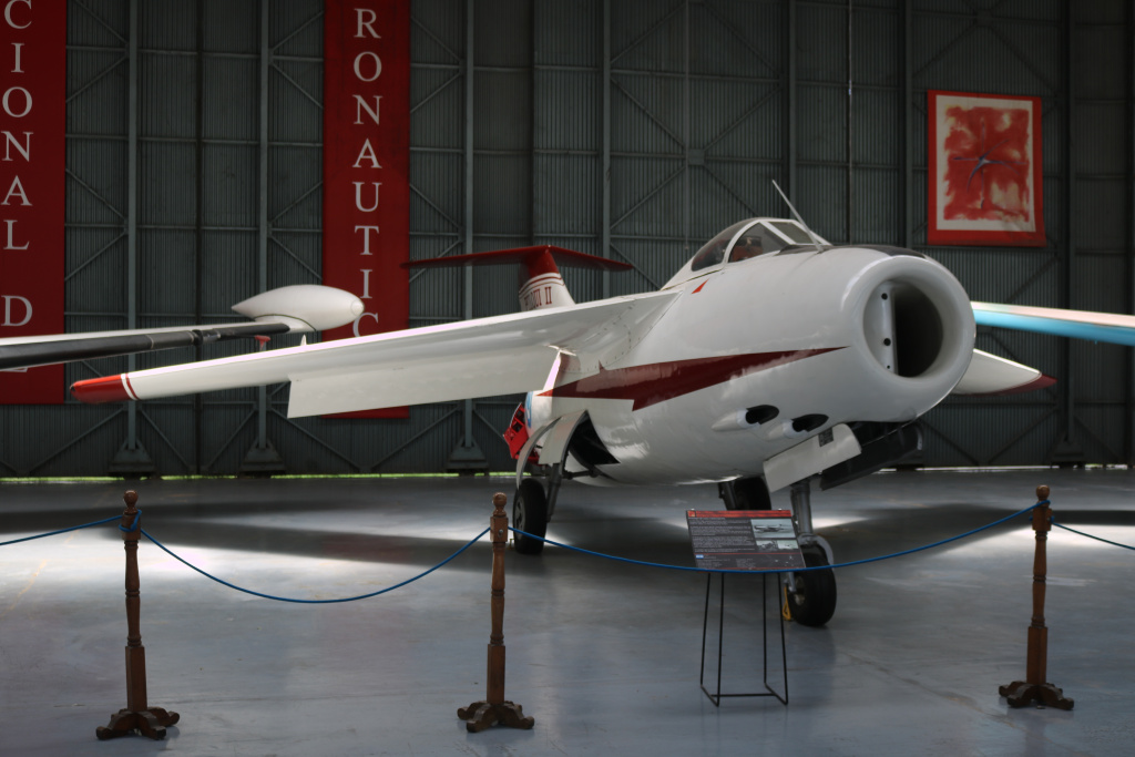 Argentina's Pulqui II – South America's First Swept Wing Jet Fighter